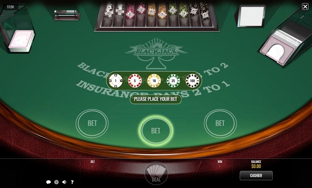 Golden Lion Casino Automated Blackjack
