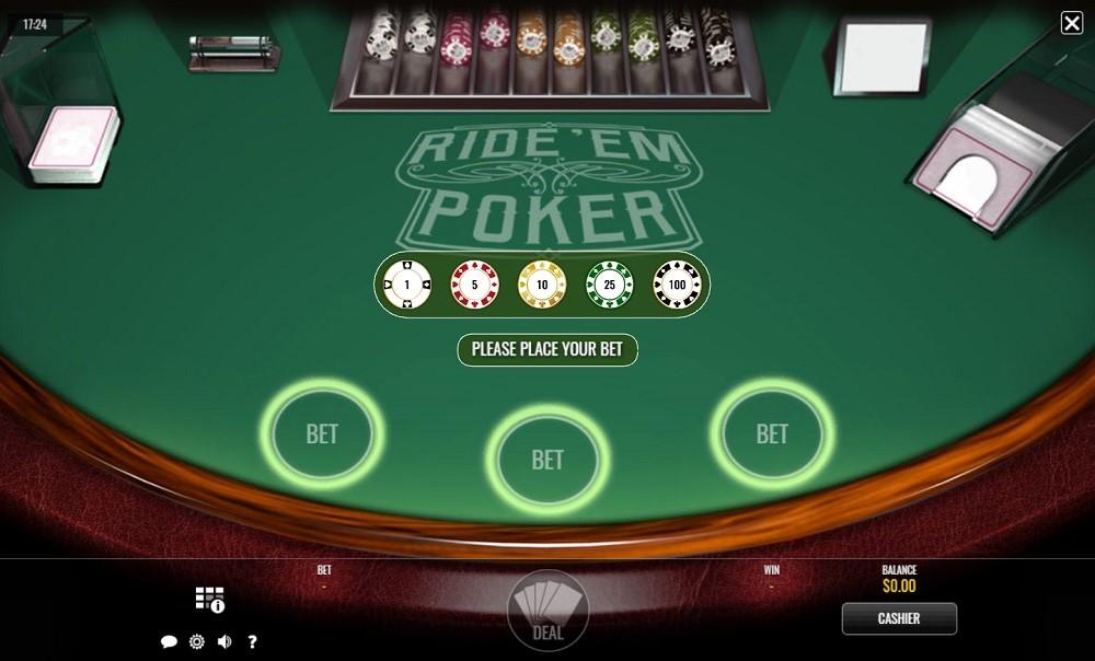 Golden Lion Casino Automated Poker