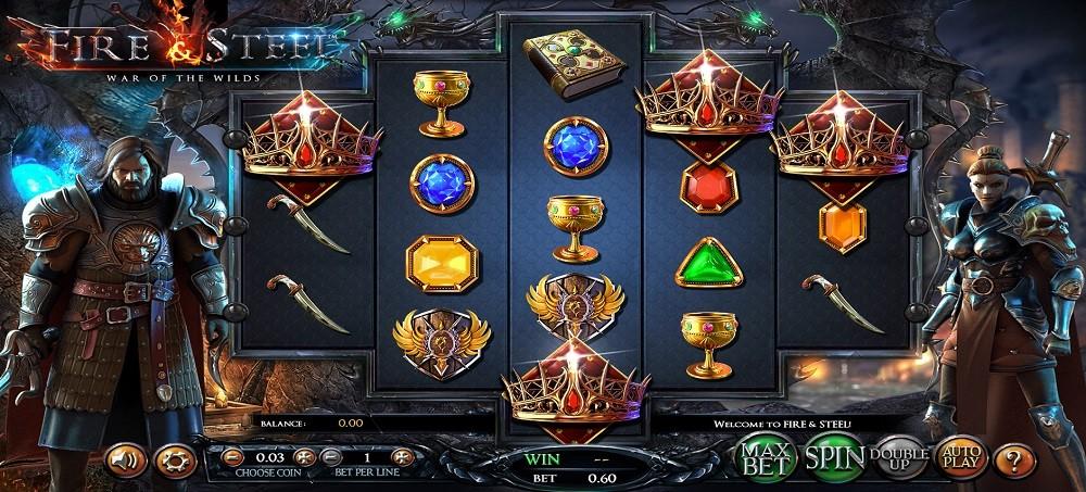 Golden Lion Casino Slots 4