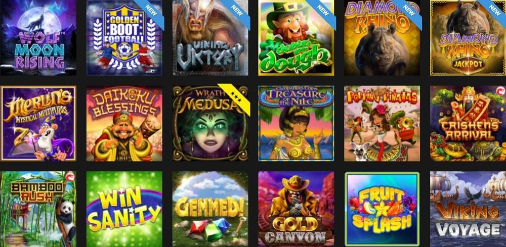 Golden Lion Casino Slots