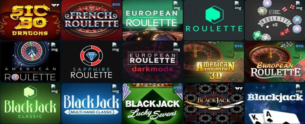 Goodwin Casino Automated Casino Table Games