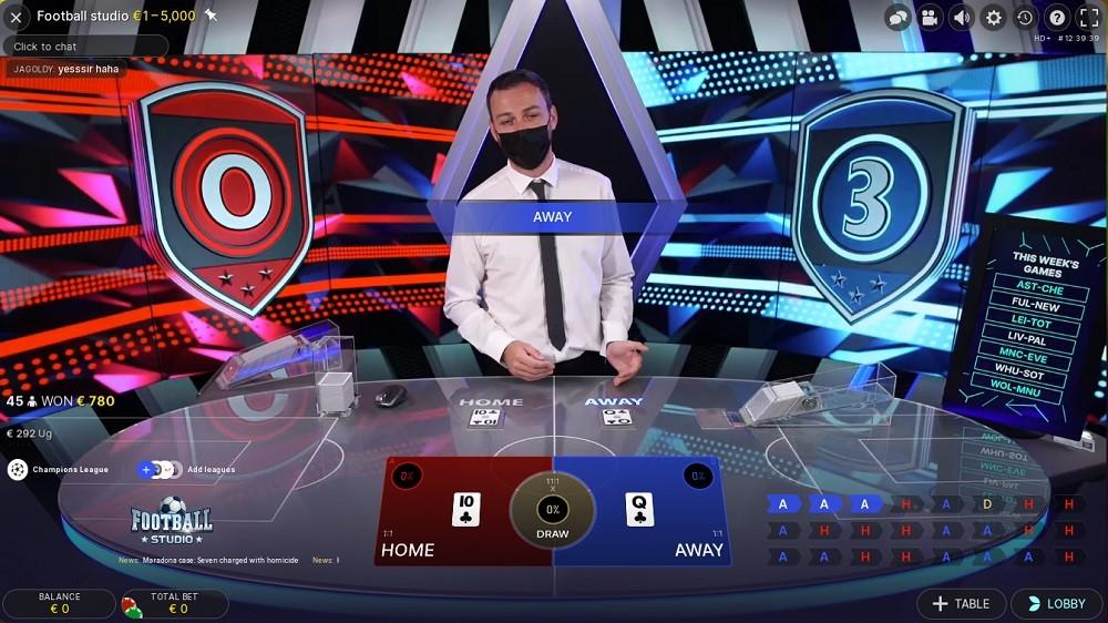 Goodwin Casino Live Game Show