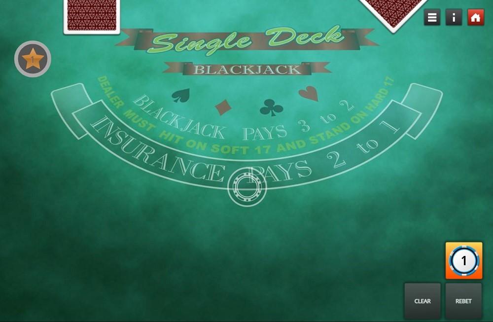 Grand Eagle Casino Automated Blackjack