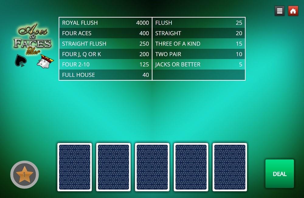 Grand Eagle Casino Automated Poker