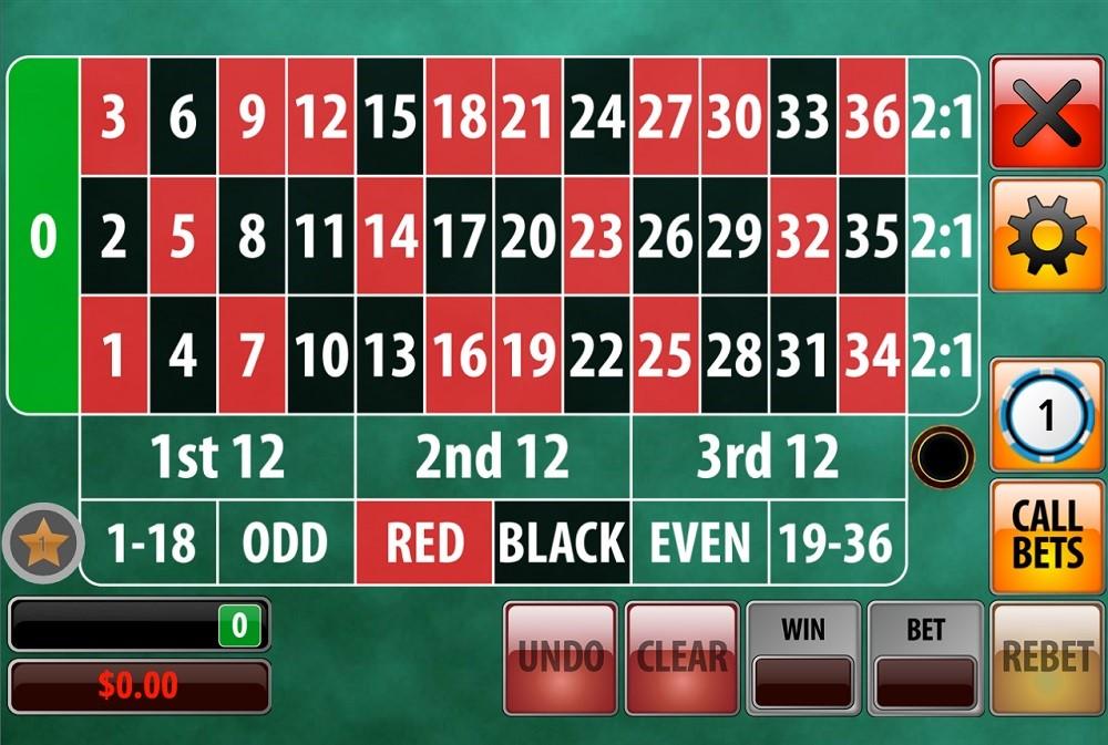 Grand Eagle Casino Automated Roulette