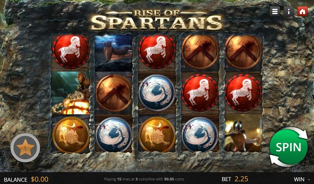 Grand Eagle Casino Slots 3