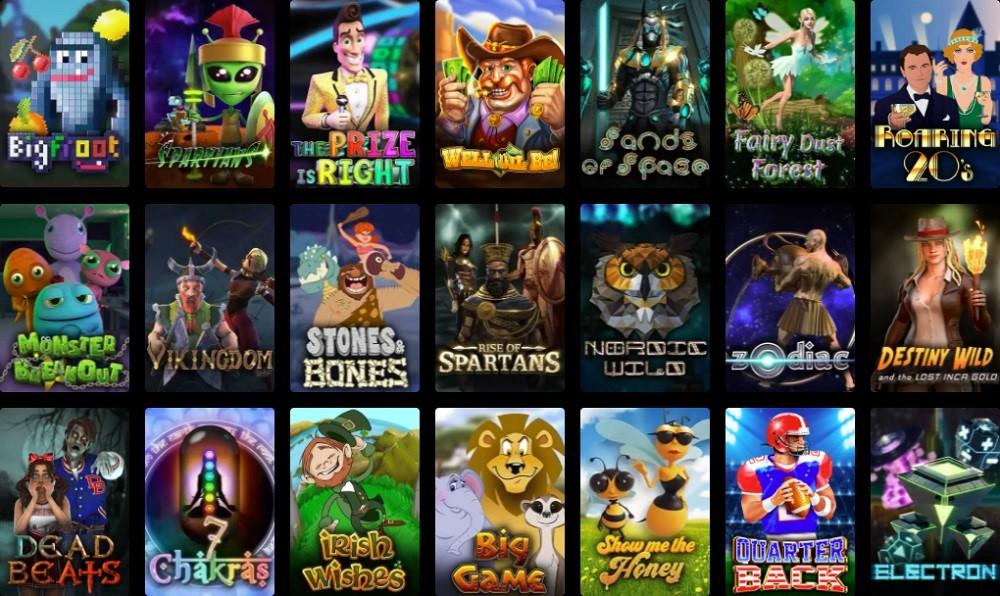 Grand Eagle Casino Slots