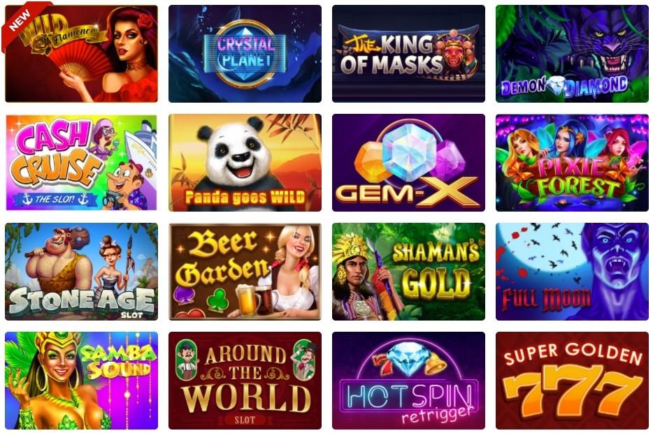 Gratorama Casino Slots