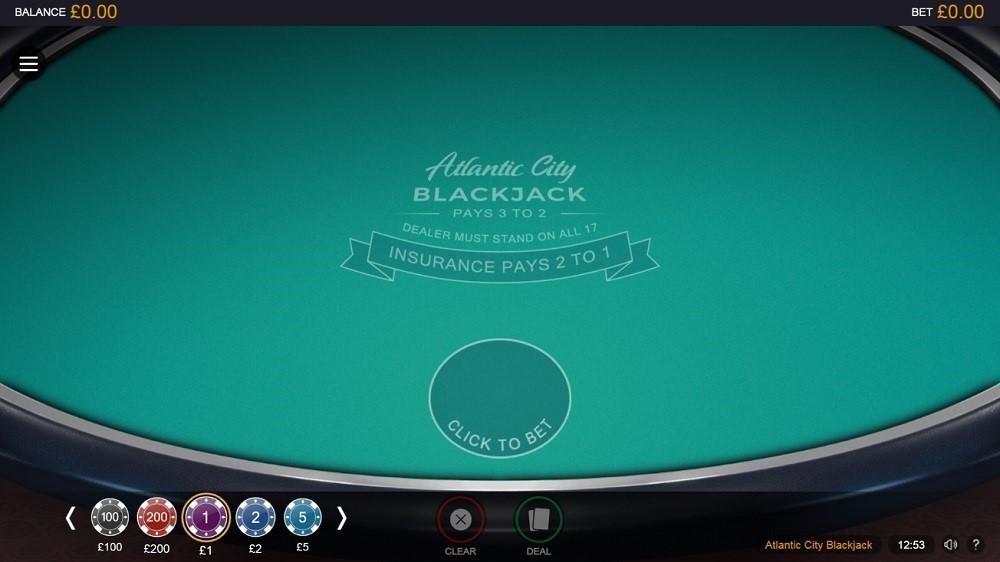Hello Casino Automated Blackjack