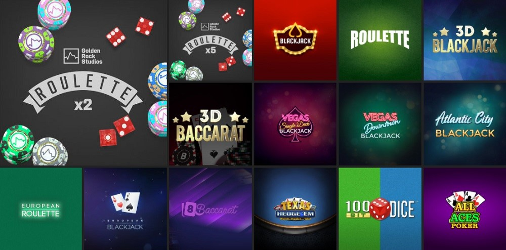 Hello Casino Automated Casino Table Games