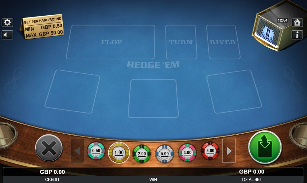 Hello Casino Automated Poker