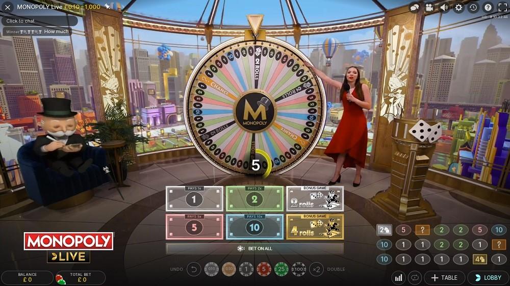 Hello Casino Live Game Show