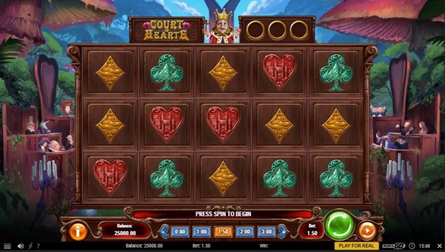 Intercasino Slots 3