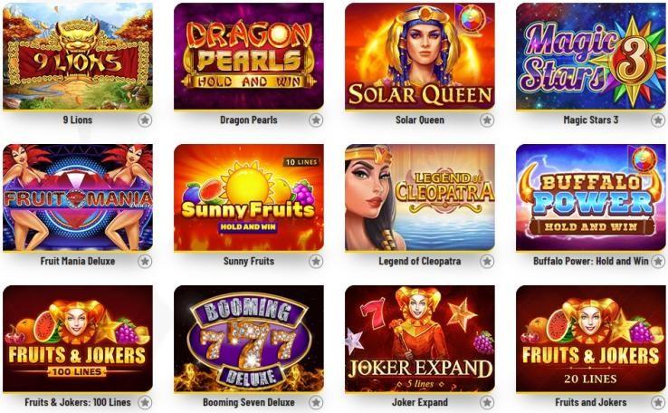 Machance Casino Slots