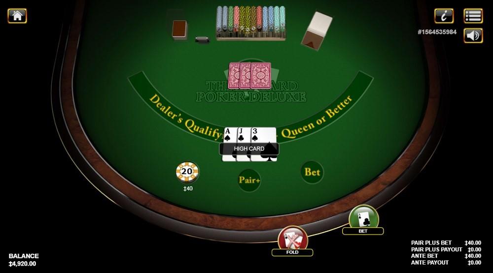 Malina Casino Automated Poker