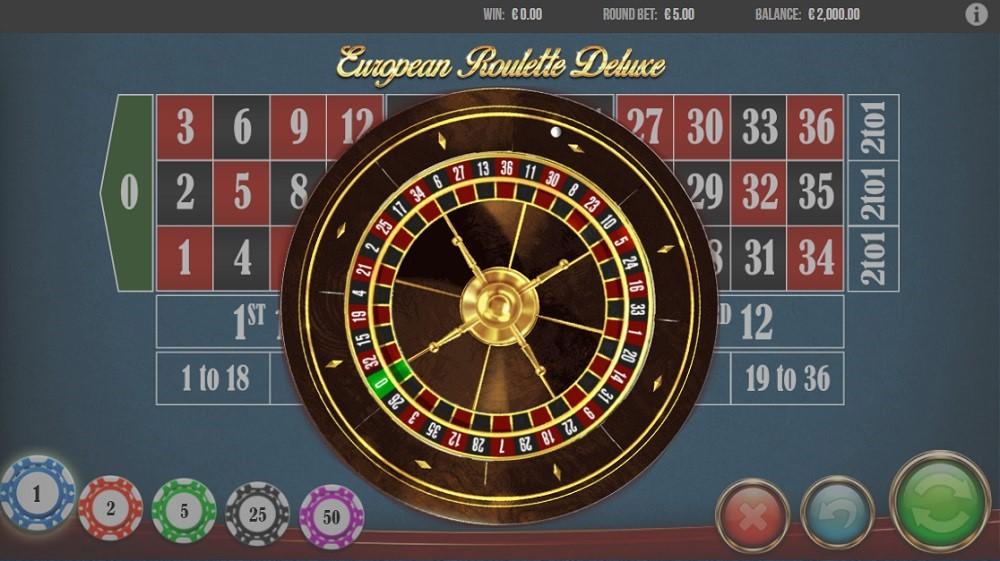Malina Casino Automated Roulette