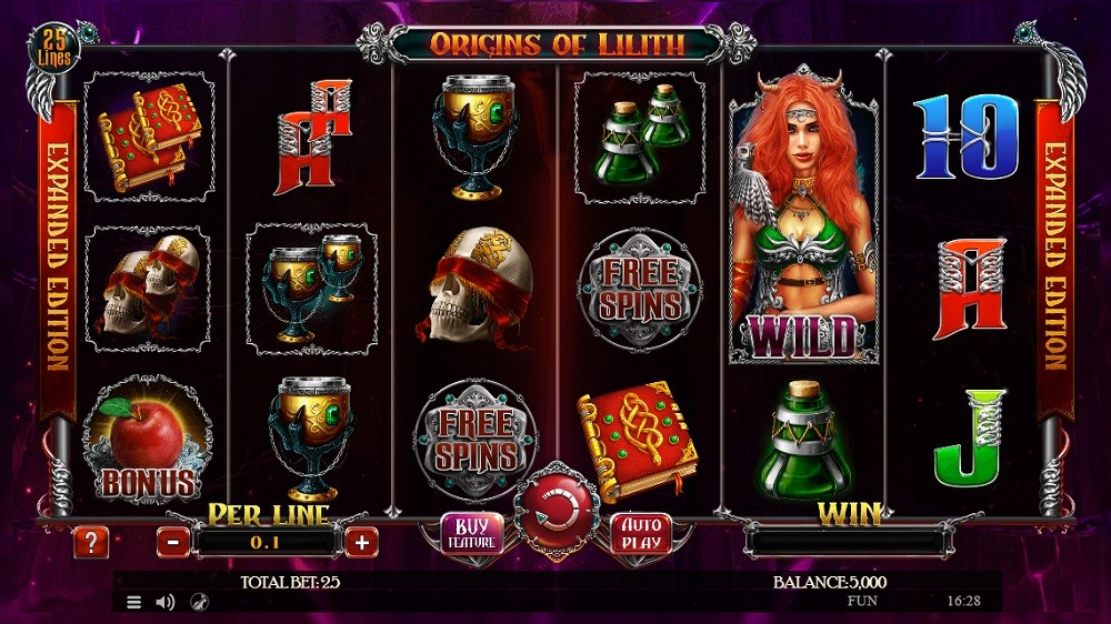 Malina Casino Slots 2