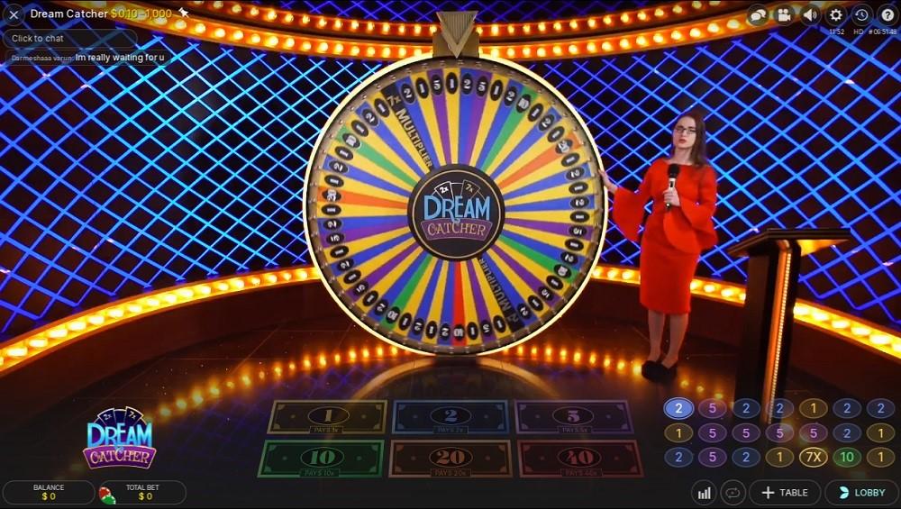 Mummys Gold Casino Live Game Show