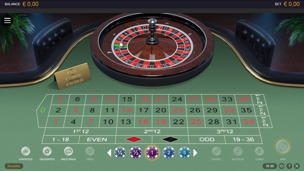 Regent Play Casino Automated Roulette