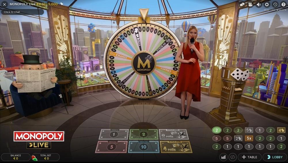 Regent Play Casino Live Game Show