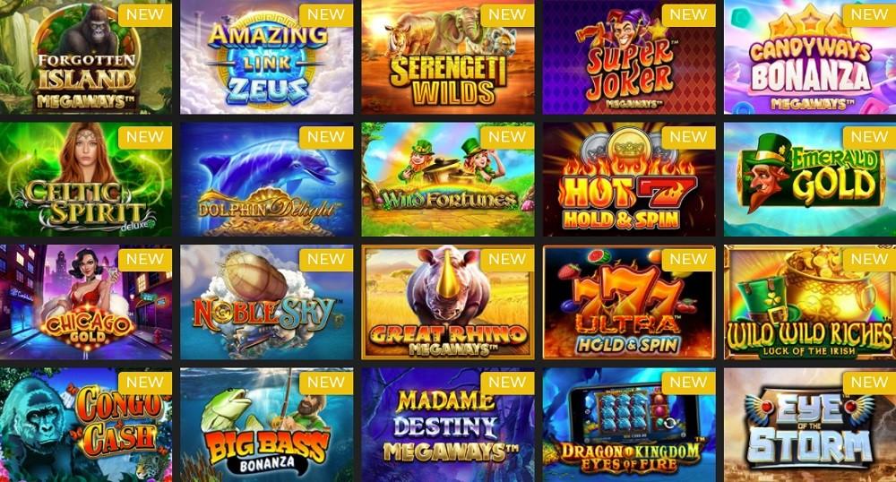 Regent Play Casino Slots
