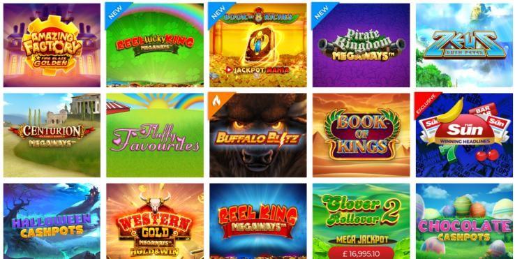 Sun Vegas Casino Slots