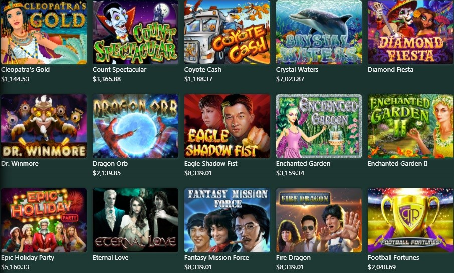 Two Up Casino Slots