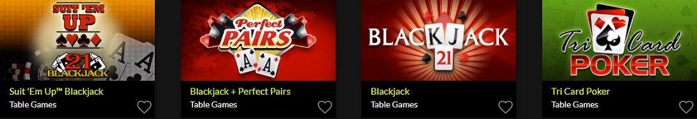 Wild Vegas Casino Automated Casino Table Games