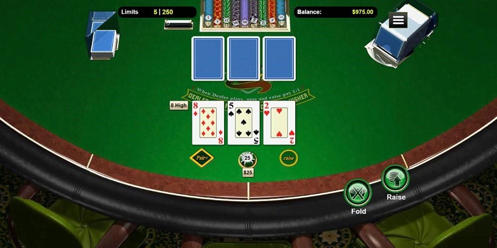 Wild Vegas Casino Automated Poker