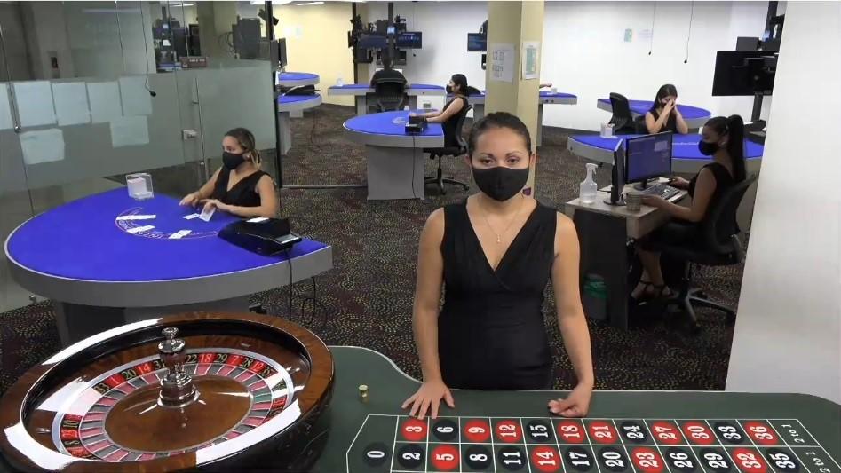 Wild Vegas Casino Live Roulette